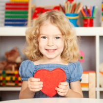 5 Steps in Teaching Your Child to Be Happy