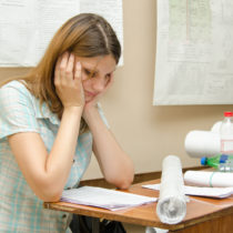 Test Anxiety – How to Beat It